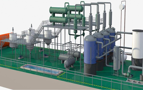 distillation machine profits