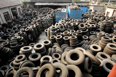 tyre convered to fuel  is a newest indusry