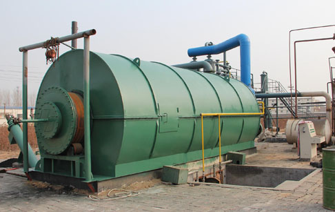 pyrolysis technology